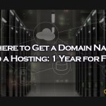 Where to Get a Domain Name and a Hosting: 1 Year for Free - Clevious