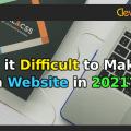 Make Website 2021 Featured Image