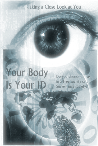 Constitutional Alliance:  New book and DVD – Your Body is Your ID