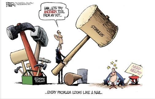 Step Away From The Hammer Mr. President