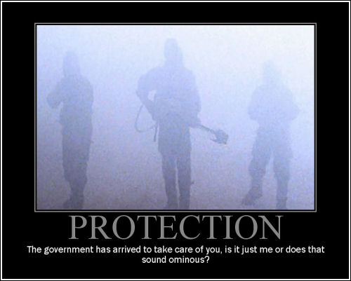 Delia Lopez (Oregon): Government protection?
