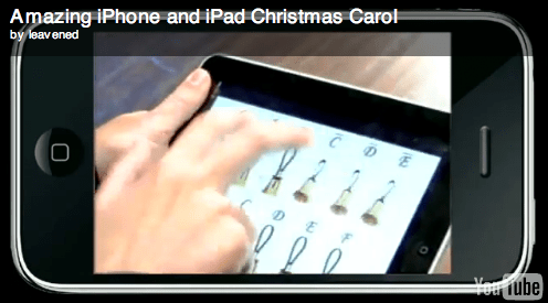 A Christmas Treat: Impressive Hi-Tech Take on Carols