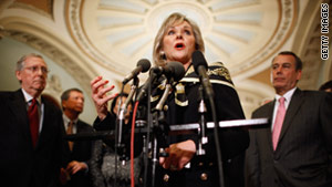 Is Mary Fallin Tying Washington's Hands from Stopping Obamacare?