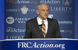 Time Report: Paul Values Voter Summit Transcript