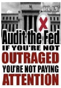 Federal Reserve Audit Bill Overwhelmingly Passes The House