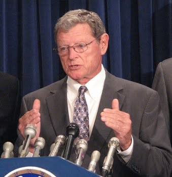 Inhofe Speaks