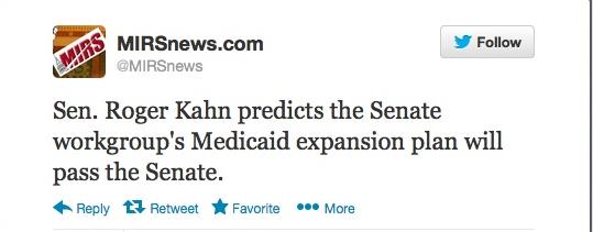 *ALERT* MI Medicaid Expansion Update!