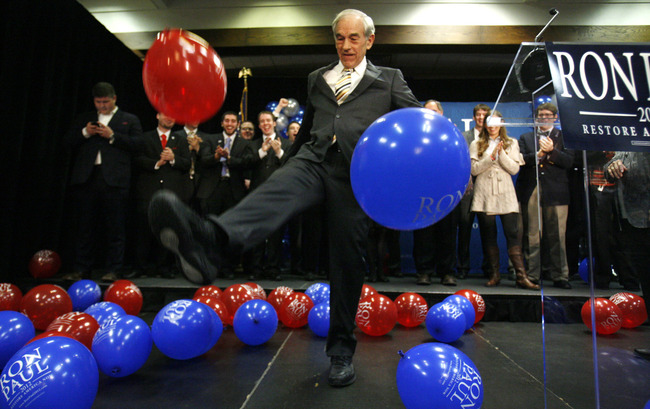 78 Reasons Every American Should Wish Ron Paul a Happy Birthday