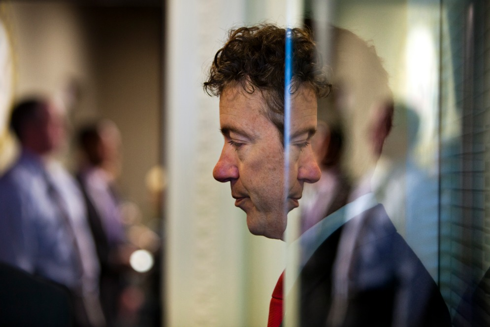 Getty Images - Rand Paul