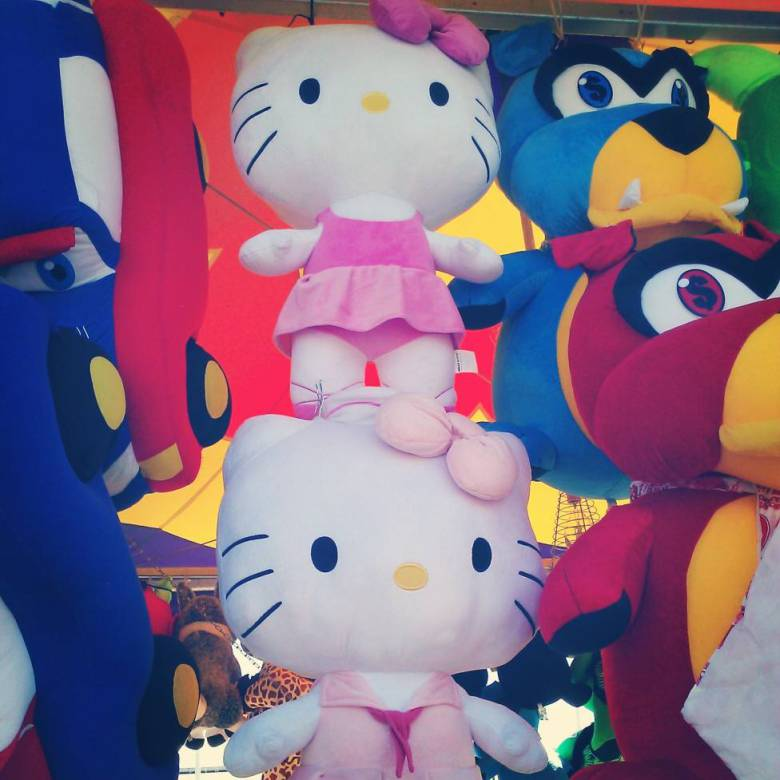 Hello Kitty Doll - Tulsa Fair 2013