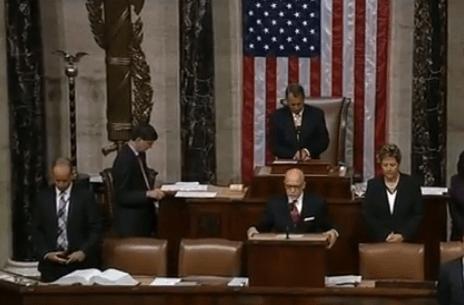Pastor Rod MacIlvane Prays for the Nation from the House Floor
