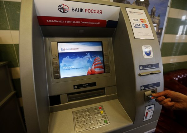 Putin eyes a Russian credit card system after Western sanctions