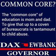Signs and Banners for Dax Ewbank for Governor – Grassroots Style!