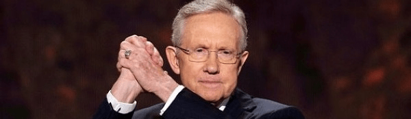 Harry Reid Revives Call for Universal Gun Registration
