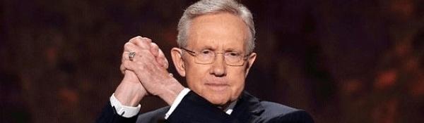 Harry Reid Revives Call for Universal Gun Registration