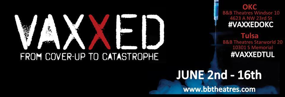 Vaxxed Extended to June 16th in OKC / to June 23rd in Tulsa  — Do Not Miss this Movie!