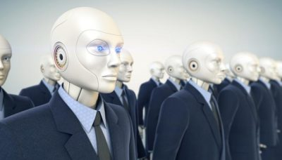 1 in 4 voters believe robots would make better politicians