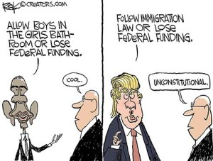 Federal Funding Sanctuary Cities