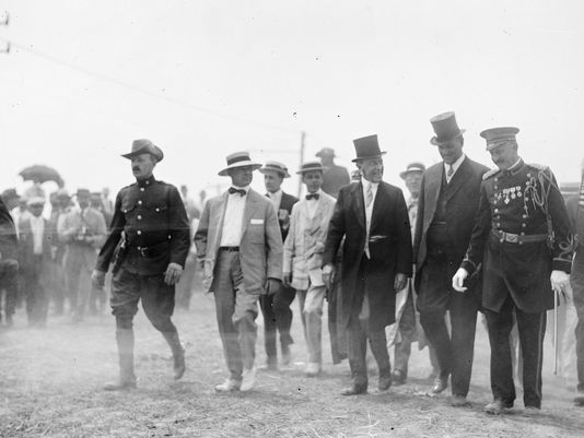 Coddingtons Corner:  Woodrow Wilson made democracy unsafe for the world — by James Bovard