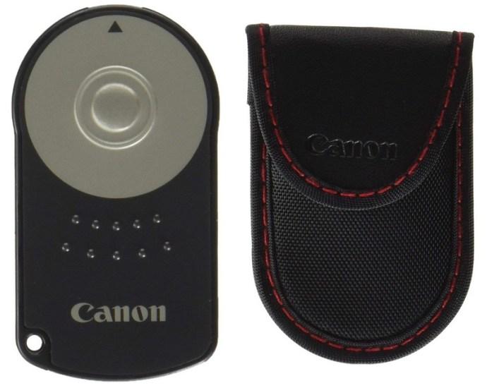 Télécommande Infrarouge pour Reflex Canon clicandzoomphoto