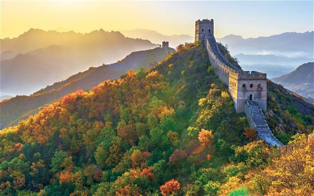 Ocho motivos para viajar a China