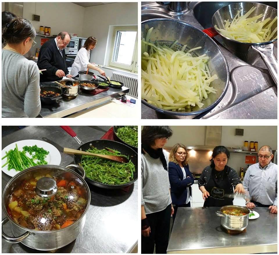 Taller de cocina china en Barcelona