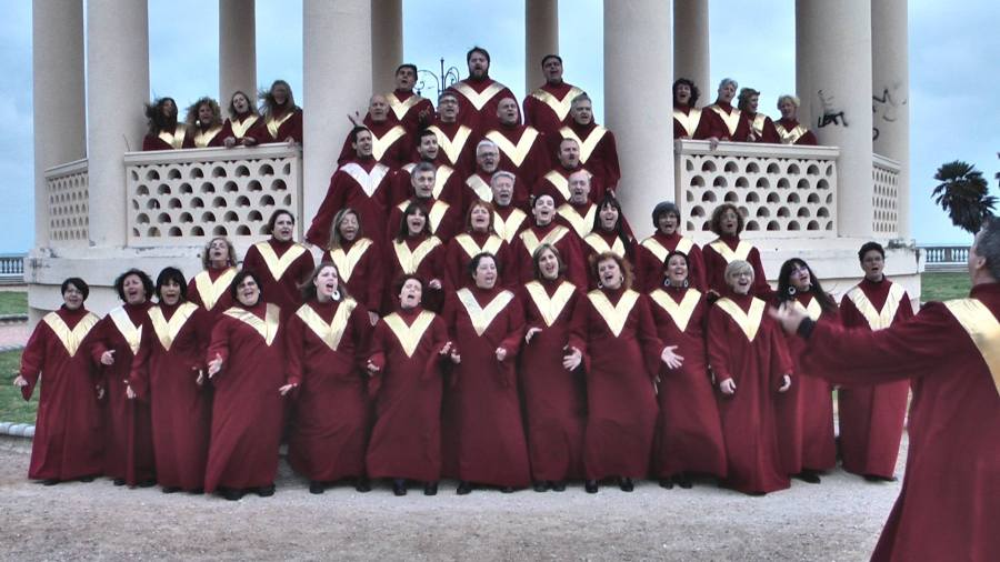 The Joyful Gospel Ensamble per AIRCS CliccaLivorno