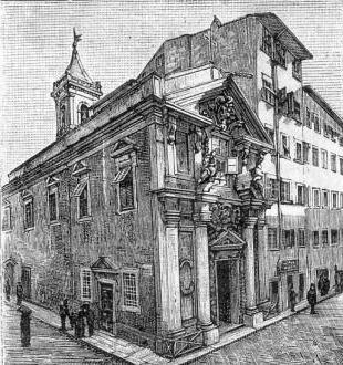 Chiesa della Santissima Annunciazione CliccaLivorno