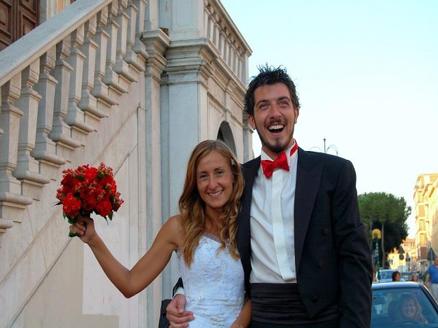 Paolo Ruffini e Claudia Campolongo CliccaLivorno