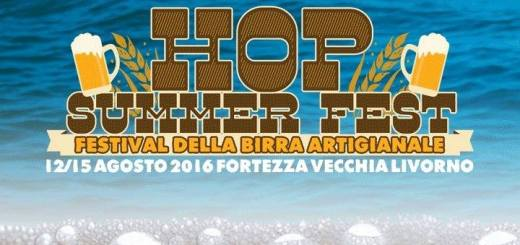 Logo Hop Summer Festival