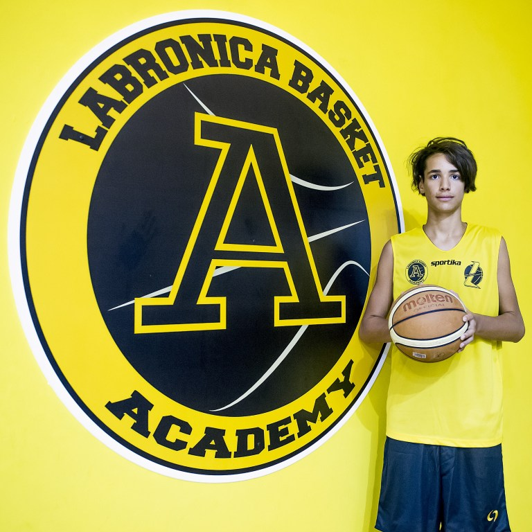 Danilo Ignarra - Labronica Basket - Cliccalivorno