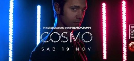 Cosmo premio Ciampi CliccaLivorno