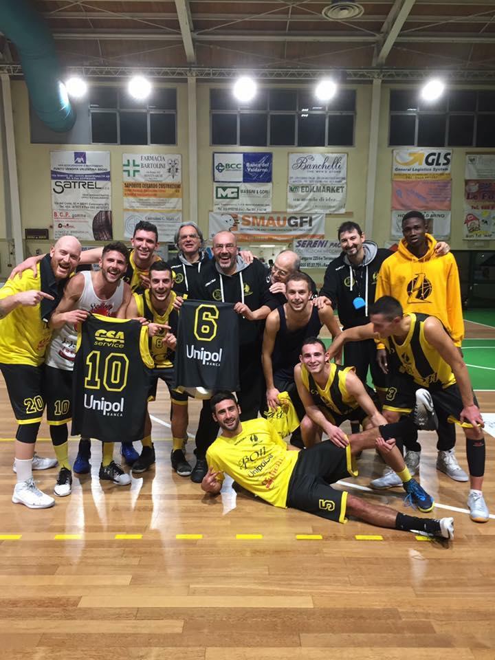 Labronica Basket sedicesima vittoria consecutiva CliccaLivorno