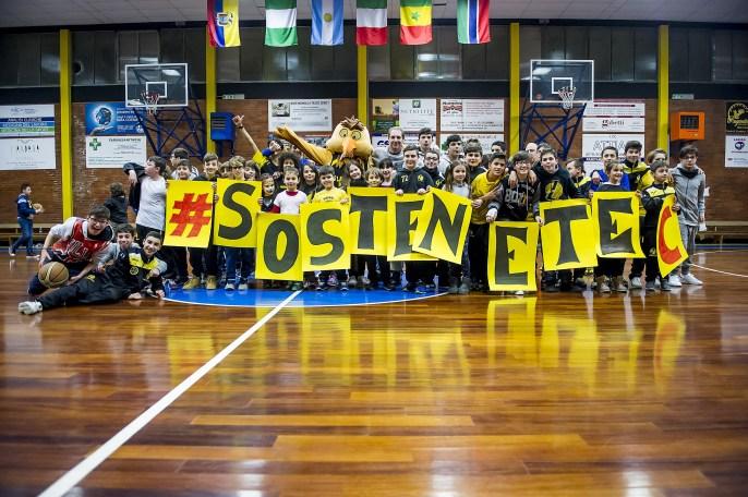 Livorno 27 febbraio labronica basket livorno sostenetec