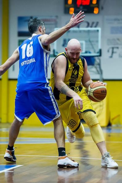 Seire C Silver Silver Labronica Basket coach Betti Leo Niccolai CliccaLivorno
