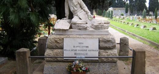 Monumento alle vittime della rappresaglia austriaca