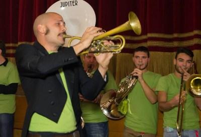 banda SVS Effetto Venezia 2017 CiccaLivorno