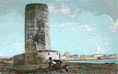 0 - Torre del Magnale - Ma la onosci Livorno - CliccaLivorno