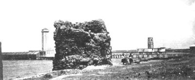 2 - Resti della Torre Maltarchiata - Ma la onosci Livorno - CliccaLivorno