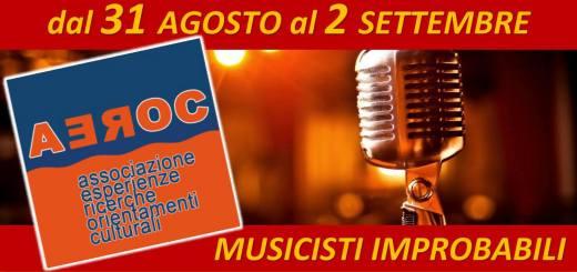 musiciscti improbabili 2017 programma CliccaLivorno