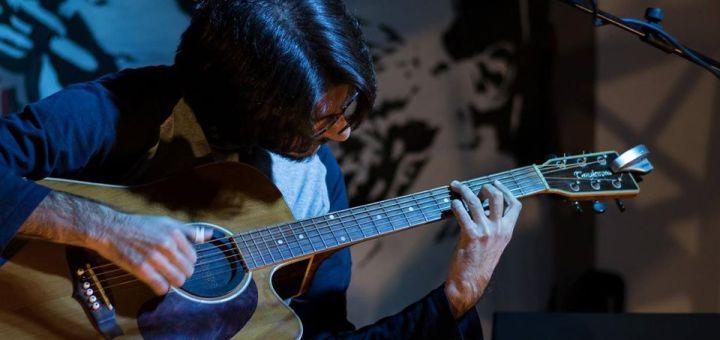 Musician Gionata Prinzo CliccaLivorno