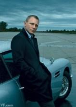 Daniel Craig © Annie Leibovitz