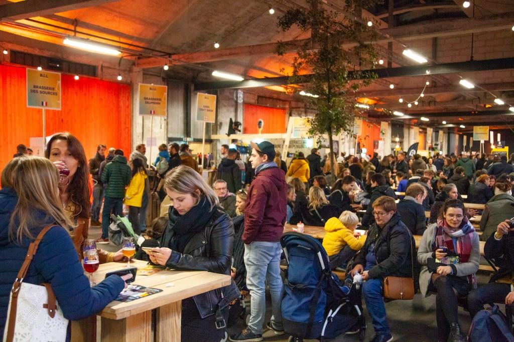 BAL festival bière à Lille
