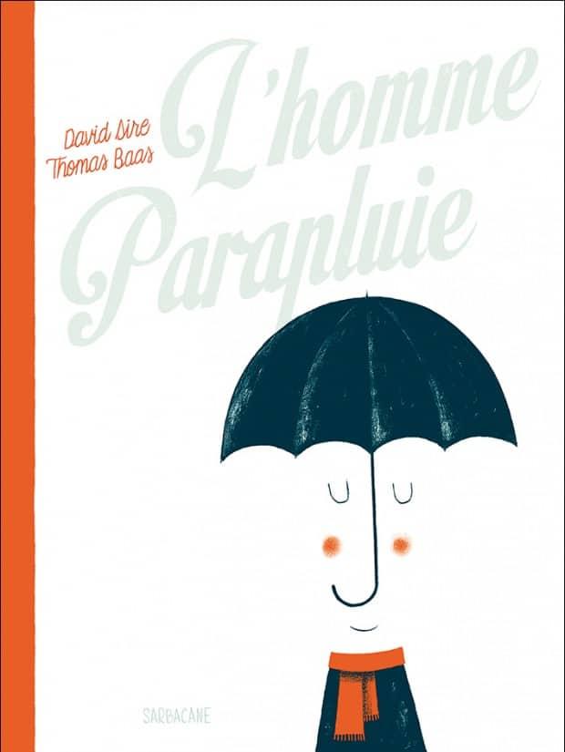 l'homme-parapluie