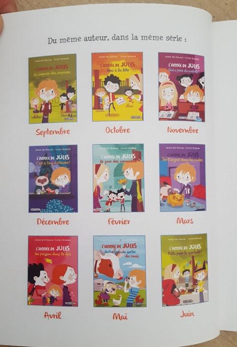 Série-petit-roman-collection-premières-lectures-l'année-de-jules