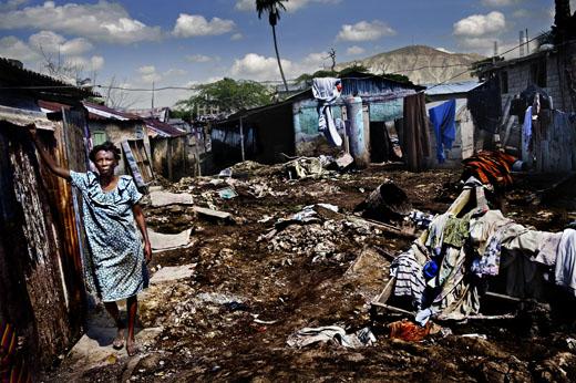 Haiti, por Klavs Bo Christensen