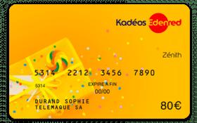 Charme Ne Pas Legende Ticket Kadeos Valable Chez Zara Tirer Creme Glacee Vent