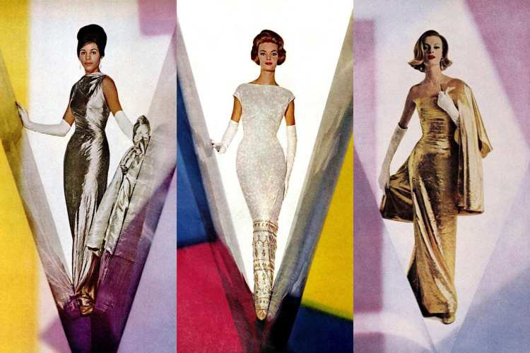 10 Stunning Vintage Evening Dresses Worthy Of The Red Carpet Eye