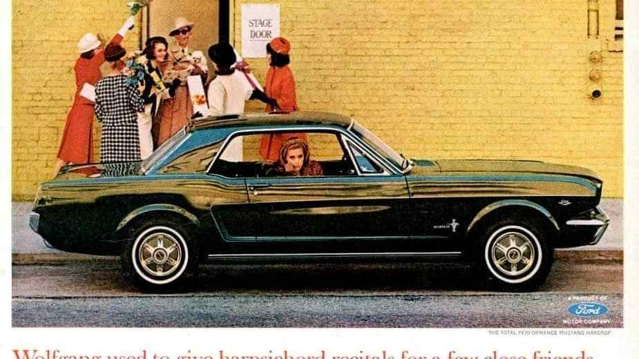 The 1965 Ford Mustang Will Transform You Click Americana