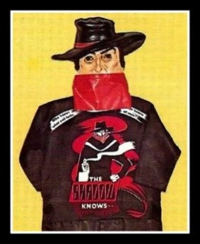 1977 costume - The Shadow